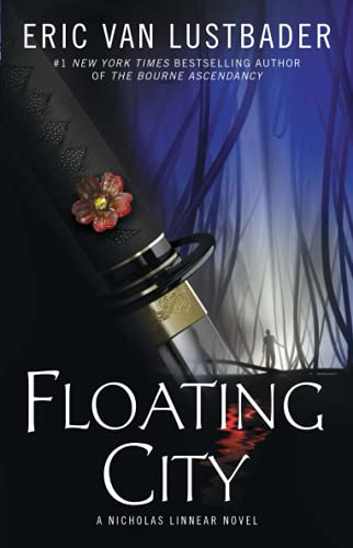 9781476778693: Floating City: A Nicholas Linnear Novel