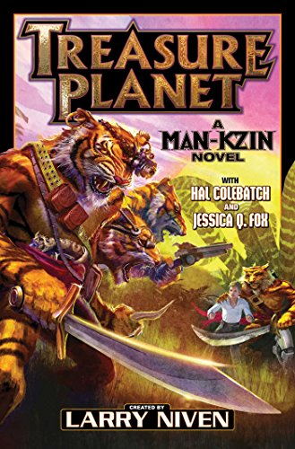 9781476780702: Treasure Planet (Man-Kzin Wars)