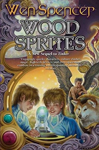 Wood Sprites (Elfhome): Wen, Spencer