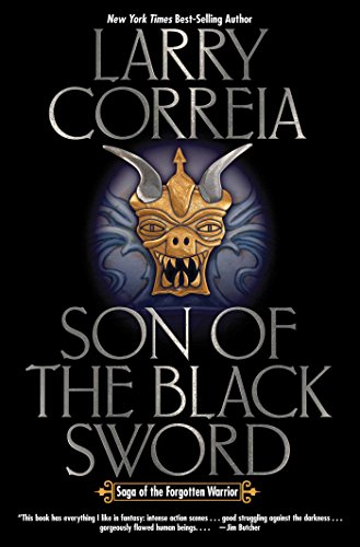 Son of the Black Sword (Saga of the Forgotten Warrior)