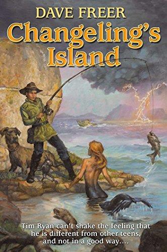 9781476781204: CHANGELING'S ISLAND (Baen)