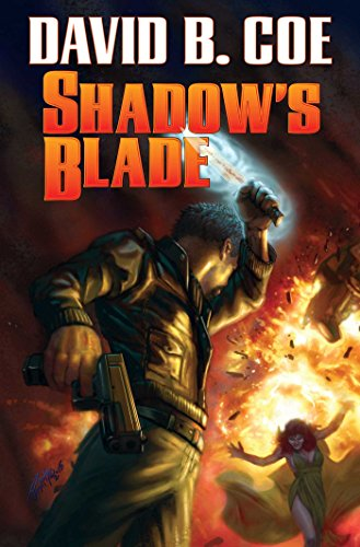 9781476781259: Shadow's Blade (Case Files of Justis Fearsson)