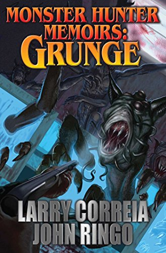 9781476781495: Monster Hunter Memoirs: Grunge