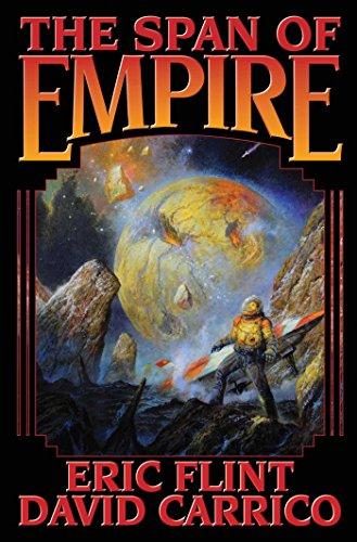 The Span of Empire (3) (Jao Empire): Eric Flint, David