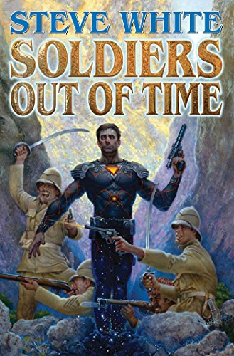 9781476781730: Soldiers Out of Time (Jason Thanou)