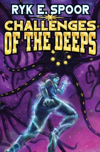 9781476782089: CHALLENGES OF THE DEEPS (Grand Central Arena)