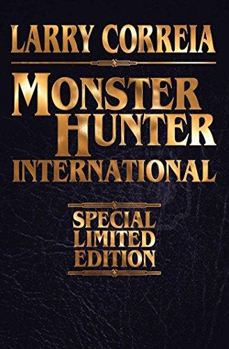 9781476782201: Monster Hunter International Leatherbound Edition