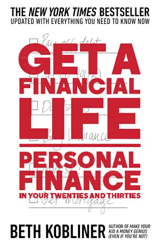 9781476782386: Get a Financial Life: Personal Finance in Your Twenties and Thirties