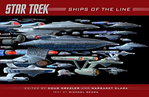 9781476782584: Star Trek Ships of the Line