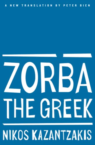 9781476782812: Zorba the Greek