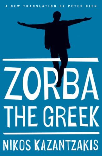 9781476782812: Zorba the Greek