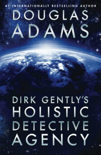 9781476782997: Dirk Gently's Holistic Detective Agency