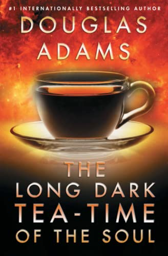 9781476783000: The Long Dark Tea-Time of the Soul (Dirk Gently)