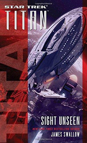 9781476783161: Star Trek: Sight Unseen