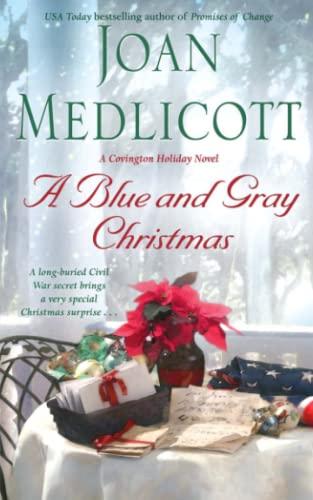 9781476786988: A Blue and Gray Christmas (Covington Holiday)