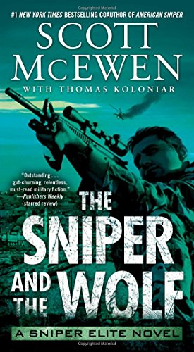 9781476787275: The Sniper and the Wolf: A Sniper Elite Novel
