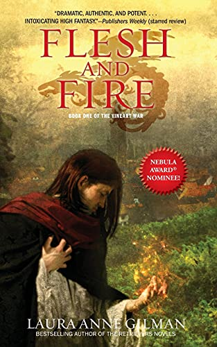 9781476787459: Flesh and Fire: Book One of The Vineart War