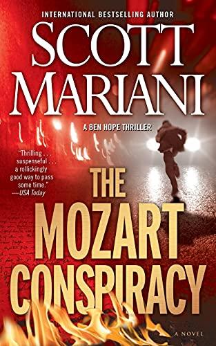 9781476788326: The Mozart Conspiracy (Ben Hope Thriller)