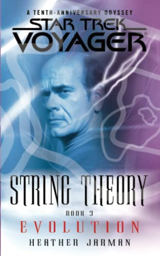 9781476791227: Star Trek: Voyager: String Theory #3: Evolution