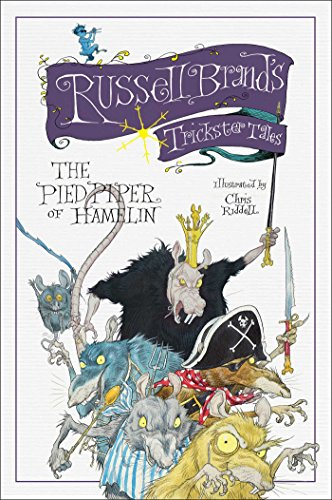 The Pied Piper of Hamelin (Russell Brand's Trickster Tales): Brand, Russell