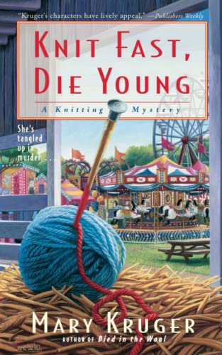9781476792736: Knit Fast, Die Young: A Knitting Mystery (Knitting Mysteries)