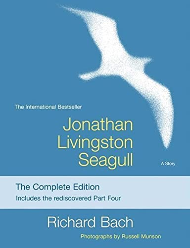 9781476793313: Jonathan Livingston Seagull: The Complete Edition
