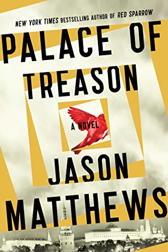 Palace of Treason (Signed First Edition): Matthews, Jason