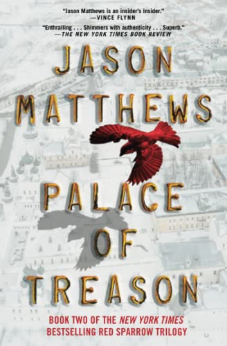 9781476793764: Palace of Treason: A Novel (The Red Sparrow Trilogy)
