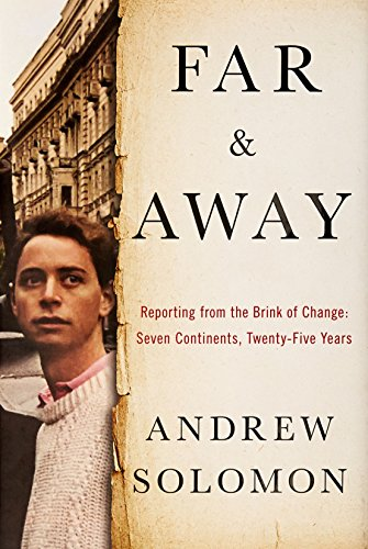 9781476795041: Far and Away: Reporting from the Brink of Change
