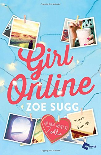 "Girl Online 9781476797458 From YouTube sensation Zoella comes a debut coming-of-age novel that perfectly captures what it means to grow up and fall in love in today's digital world. Girl Online is the first book to be published by Keywords Press, an imprint under Simon & Schuster dedicated to today's digital stars. I have this dream that, secretly, all teenage girls feel exactly like me. And maybe one day, when we realize that we all feel the same, we can all stop pretending we're something we're not. That would be awesome. But until that day, I'm going to keep it real on this blog and keep it unreal in ""real"" life. Penny has a secret. Under the alias GirlOnline, Penny blogs her hidden feelings about friendship, boys, high school drama, her quirky family, and the panic attacks that have begun to take over her life. When things go from bad to worse at school, her parents accept an opportunity to whisk the family away for Christmas at the Waldorf Astoria in New York City. There, she meets Noah, a gorgeous, guitar-strumming American. Suddenly Penny is falling in love—and capturing every moment she spends with ""Brooklyn Boy"" on her blog. But Noah has a secret, too, one that threatens to ruin Penny's cover—and her closest friendship—forever. Award-winning and influential YouTube vlogger Zoe Sugg delivers a heartfelt coming-of-age novel that perfectly captures the highs and lows of first love, friendship, and growing up in the digital age."