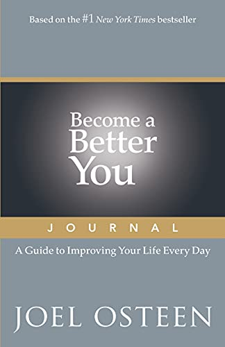 9781476798257: Become a Better You Journal: A Guide to Improving Your Life Every Day