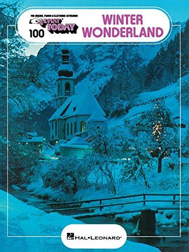 9781476800035: Winter Wonderland: E-Z Play Today Volume 100