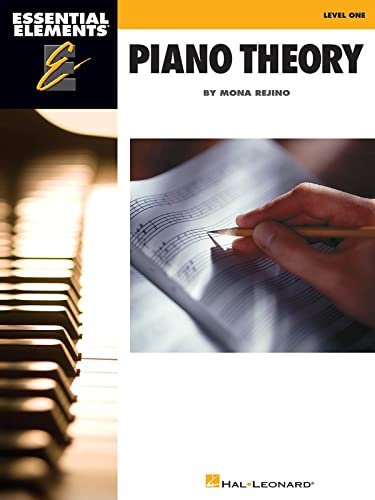9781476806082: Essential Elements Piano Theory - Level 1