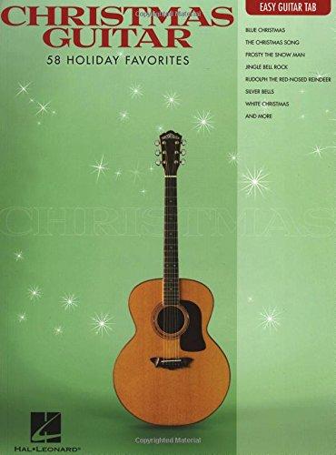 9781476812021: Christmas Guitar: Easy Guitar Tab