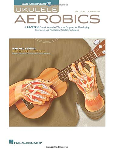 9781476813066: Ukulele Aerobics: For All Levels, from Beginner to Advanced