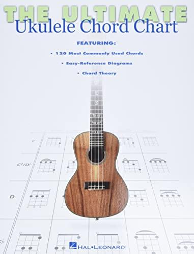 9781476813615: The Ultimate Ukulele Chord Chart