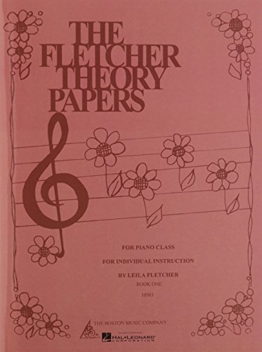 FLETCHER THEORY PAPERS PIANO/BOOK 1: Leila Fletcher
