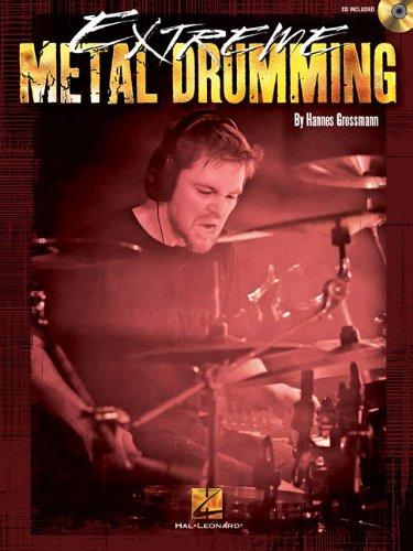 9781476814216: Extreme Metal Drumming (Book/CD)