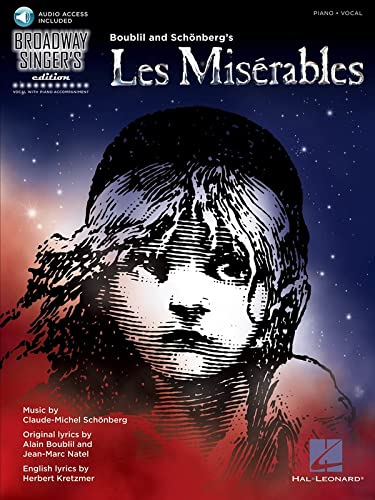 Les Miserables, Broadway Singer's Edition [With CD (Audio)]
