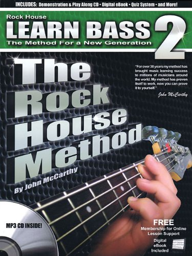 9781476814285: Learn Bass: The Method for a New Generation (Rock House Method)
