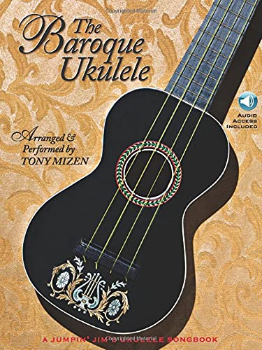9781476815206: The Baroque Ukulele (Book/CD Package) - A Jumpin' Jim's Ukulele Songbook