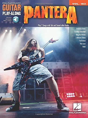 9781476816623: Pantera (Guitar Play-Along)