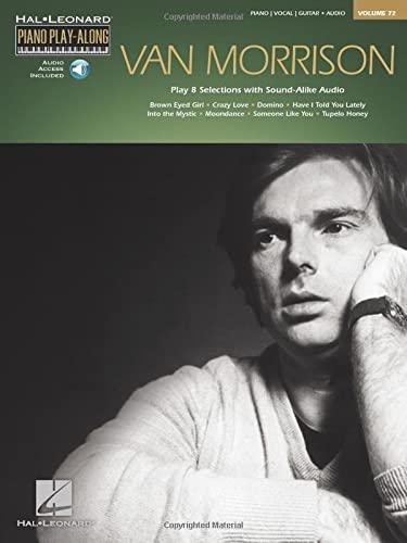 9781476816807: Van Morrison - Piano Play-Along Volume 72 (Bk/CD) (Hal Leonard Piano Play-Along)