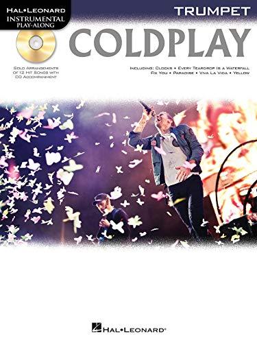 Instrumental Play-Along: Coldplay (Trumpet) (Hal Leonard Instrumental Play-Along): Coldplay