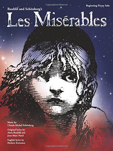 9781476818467: Les Miserables - Beginning Piano Solos