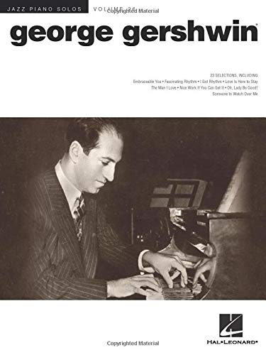 9781476818474: George Gershwin Jazz Piano Solos Volume 26 (Piano Solo) (Jazz Piano Solos (Numbered))