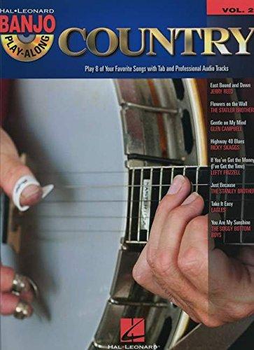 9781476836836: Country - Banjo Play-Along Vol. 2 (Book/CD)