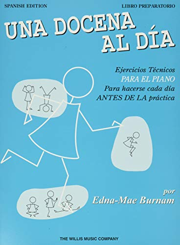 9781476868653: A Dozen a Day Preparatory Book - Spanish Edition