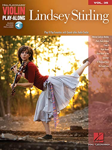 9781476871257: Lindsey Stirling - Violin Play-Along Volume 35 Audio On Line