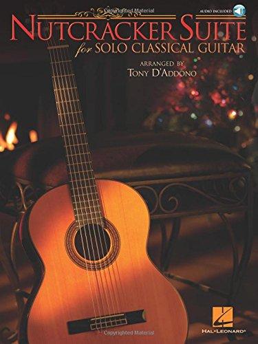 9781476871493: Nutcracker Suite For Solo Classical Guitar (Book/CD)